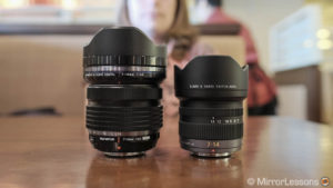 Olympus 7-14mm f/2.8 vs Panasonic 7-14mm f/4 – Quick comparison