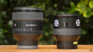 Sony 85mm f/1.4 GM vs. Zeiss Batis 85mm f/1.8 – The complete comparison
