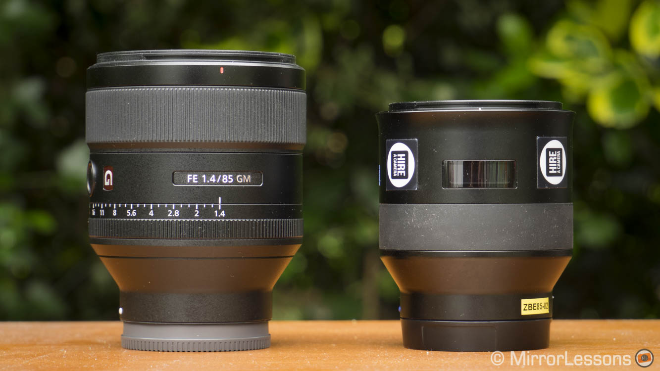 sony 85. sony 85mm f/1.4 gm vs. zeiss batis f/1.8 \u2013 the complete comparison 85 f