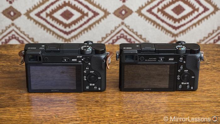 a6000 vs a6300