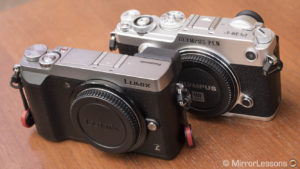 Panasonic GX85 / GX80 vs. Olympus Pen F – The complete comparison