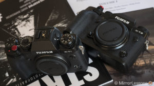 Fujifilm X-T1 vs X-T2 – The complete comparison