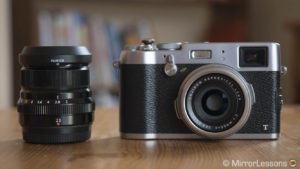 Fujifilm X100T vs. XF 23mm f2 – Apples vs. oranges