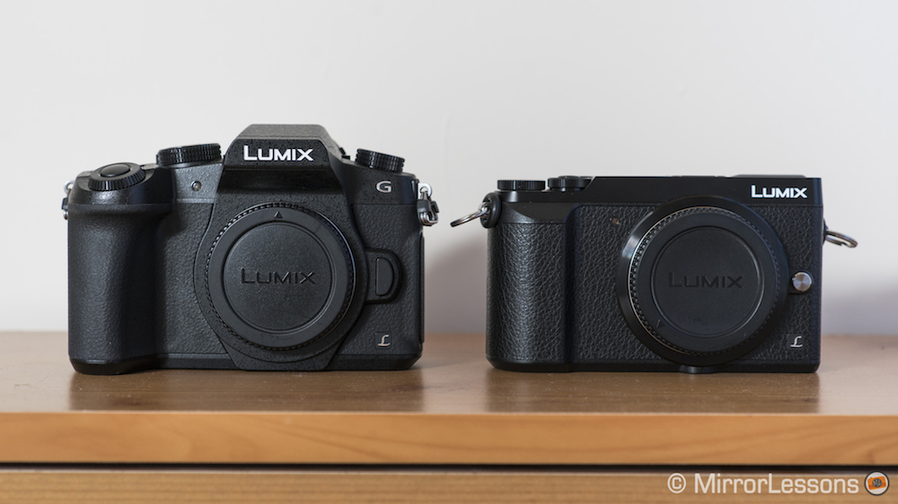 panasonic lumix g85 vs gx85