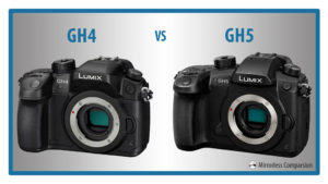 The 10 Main Differences Between the Panasonic GH4 and GH5