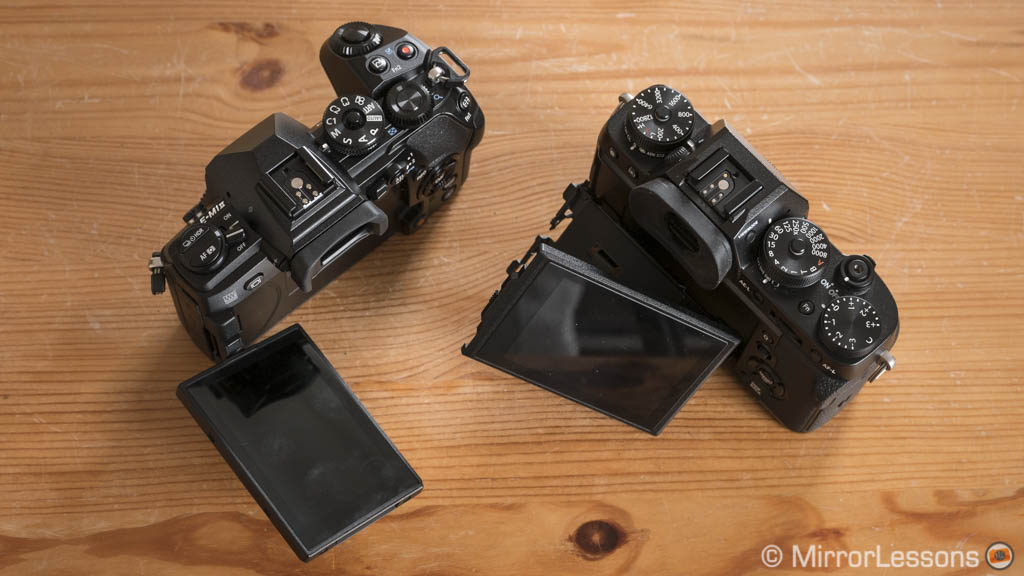 Olympus OM-D E-M1 II vs  Fujifilm X-T2 – The complete comparison