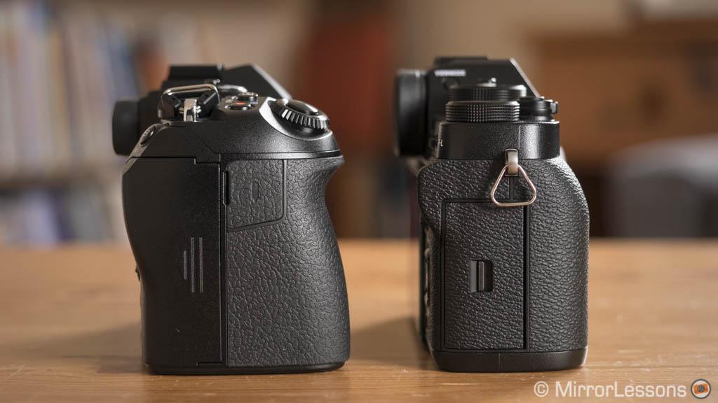 Olympus OM-D E-M1 II vs  Fujifilm X-T2 – The complete comparison