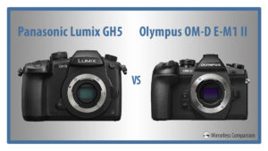 10 Main Differences Between the Panasonic GH5 & Olympus OM-D E-M1 II