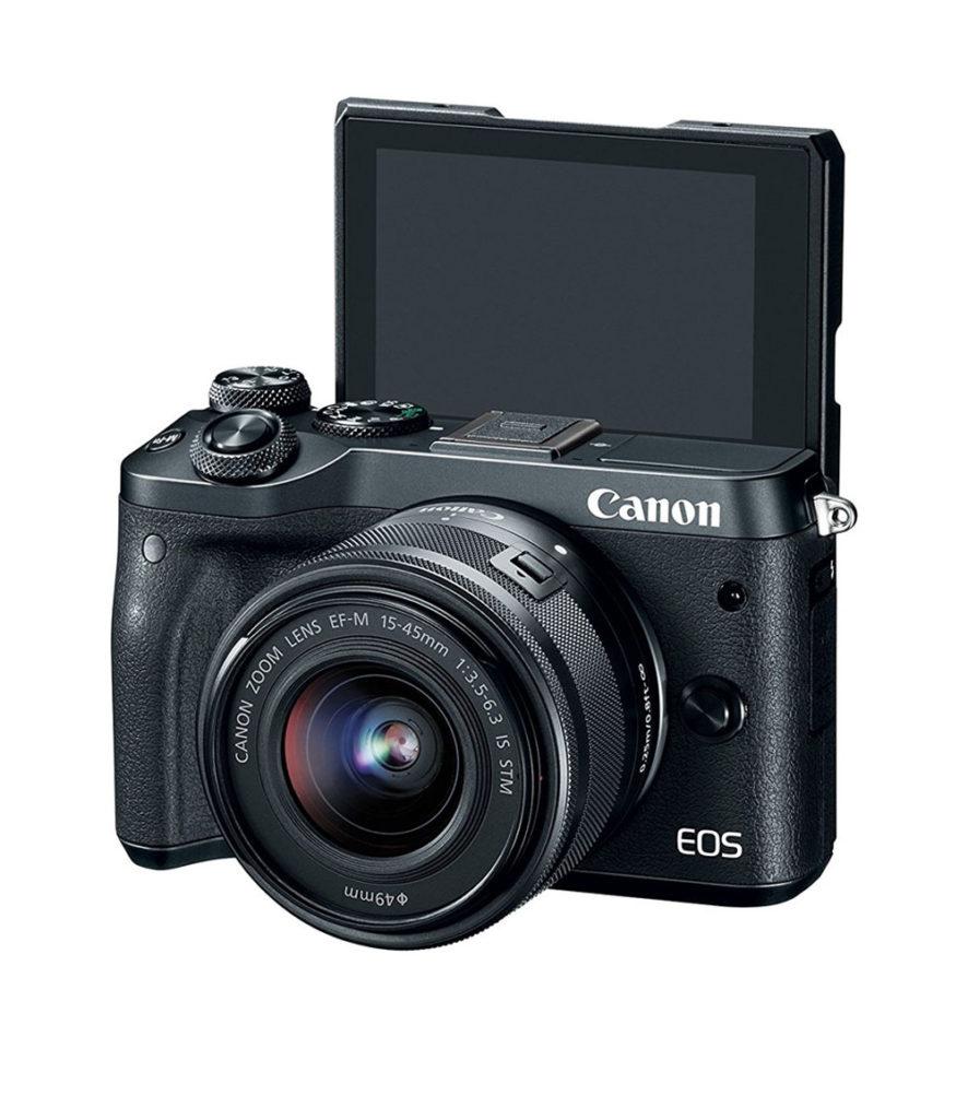 Canon EOS M50 vs M6 – The 10 Main Differences