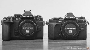 Olympus OM-D E-M1 vs. OM-D E-M5 Mark II – The complete comparison