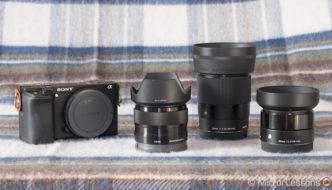 Sony 35mm f-1.8 vs Sigma 30mm f-1.4 vs Sigma 30mm f-2.8-4
