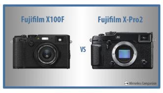 fuji x100f vs xpro2