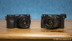 Sony 35mm f/1.8 vs. 50mm f/1.8 for APS-C – Apples vs. Oranges