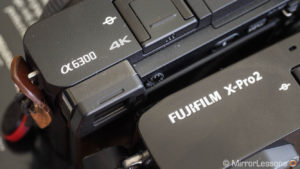 Sony a6300 vs Fujifilm X-Pro2 – Image Quality and Autofocus comparison