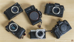 Choosing a mirrorless camera – Needs vs. Specs vs. Feel vs. Heart