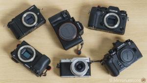 Choosing a mirrorless camera – Needs vs. Specs vs. Feel vs. Heart