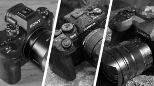 Electronic shutter evolution: Sony A9, Olympus OM-D E-M1 II and Lumix G9