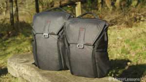Peak Design Everyday Backpack 20L vs 30L – Accessory comparison