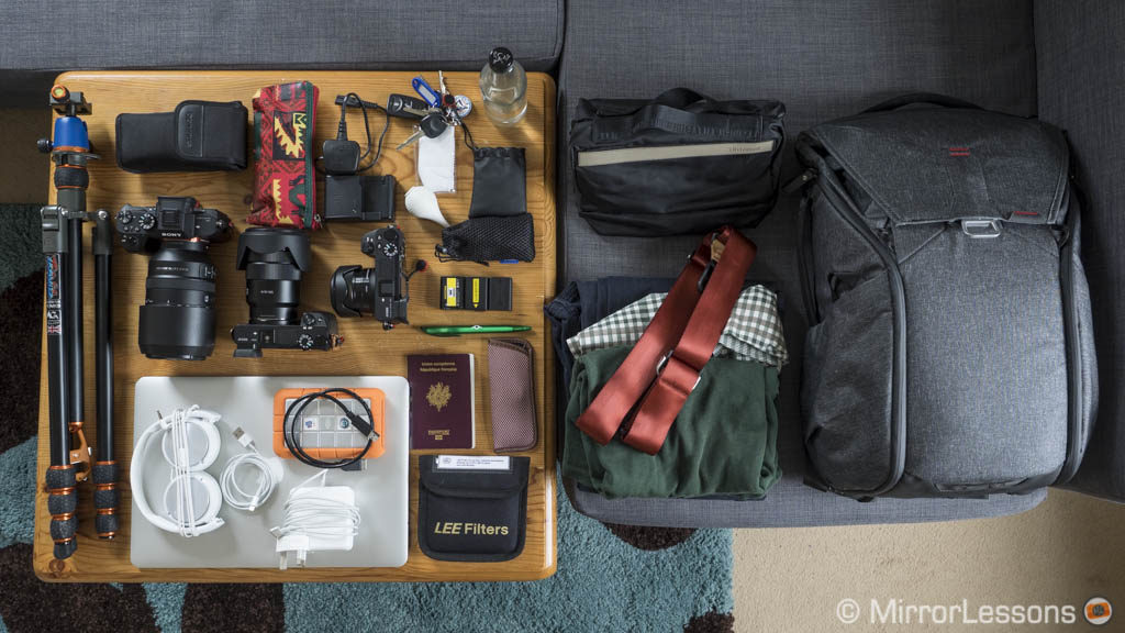 f49a22e8c4 Peak Design Everyday Backpack 20L vs 30L – Accessory comparison