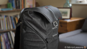 peak design backpack 20l vs 30l