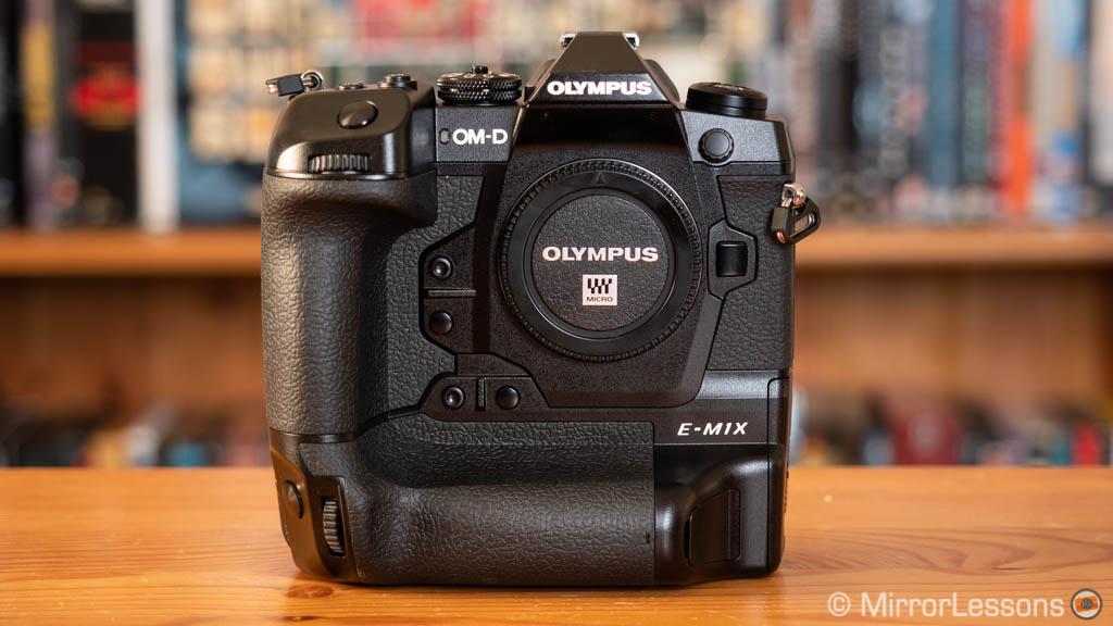 Olympus OM-D E-M1X