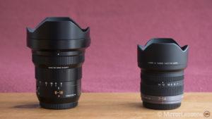 Panasonic Leica 8-18mm f/2.8-4 vs Lumix 7-14mm f/4 – The complete comparison