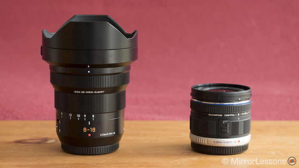 leica 8-18mm vs olympus 9-18mm product shots-1