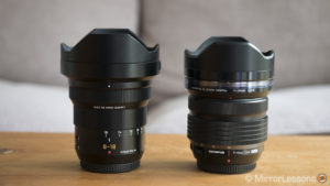 Panasonic Leica 8-18mm f2.8-4 vs Olympus M.Zuiko 7-14mm f2.8 Pro – The complete comparison