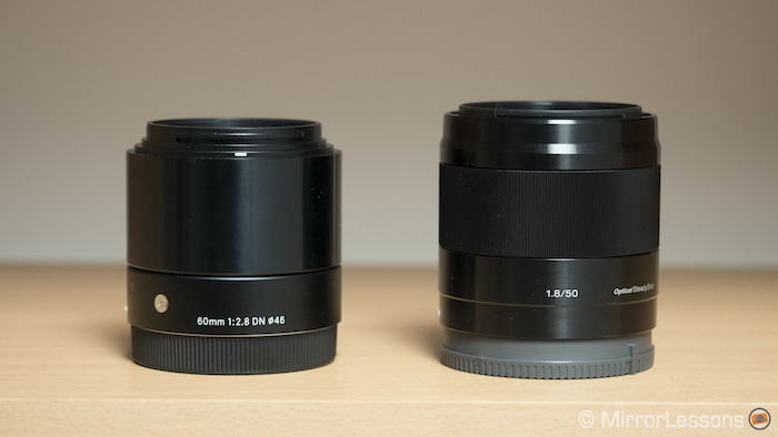 sony 50mm 1.8 vs sigma 60mm 2.8-2