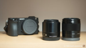 Sony E 50mm f/1.8 OSS vs. Sigma 60mm f/2.8 DN A – The complete comparsion
