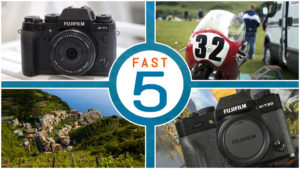 Fujifilm X-T1 vs. X-T20 – Five key aspects analysed