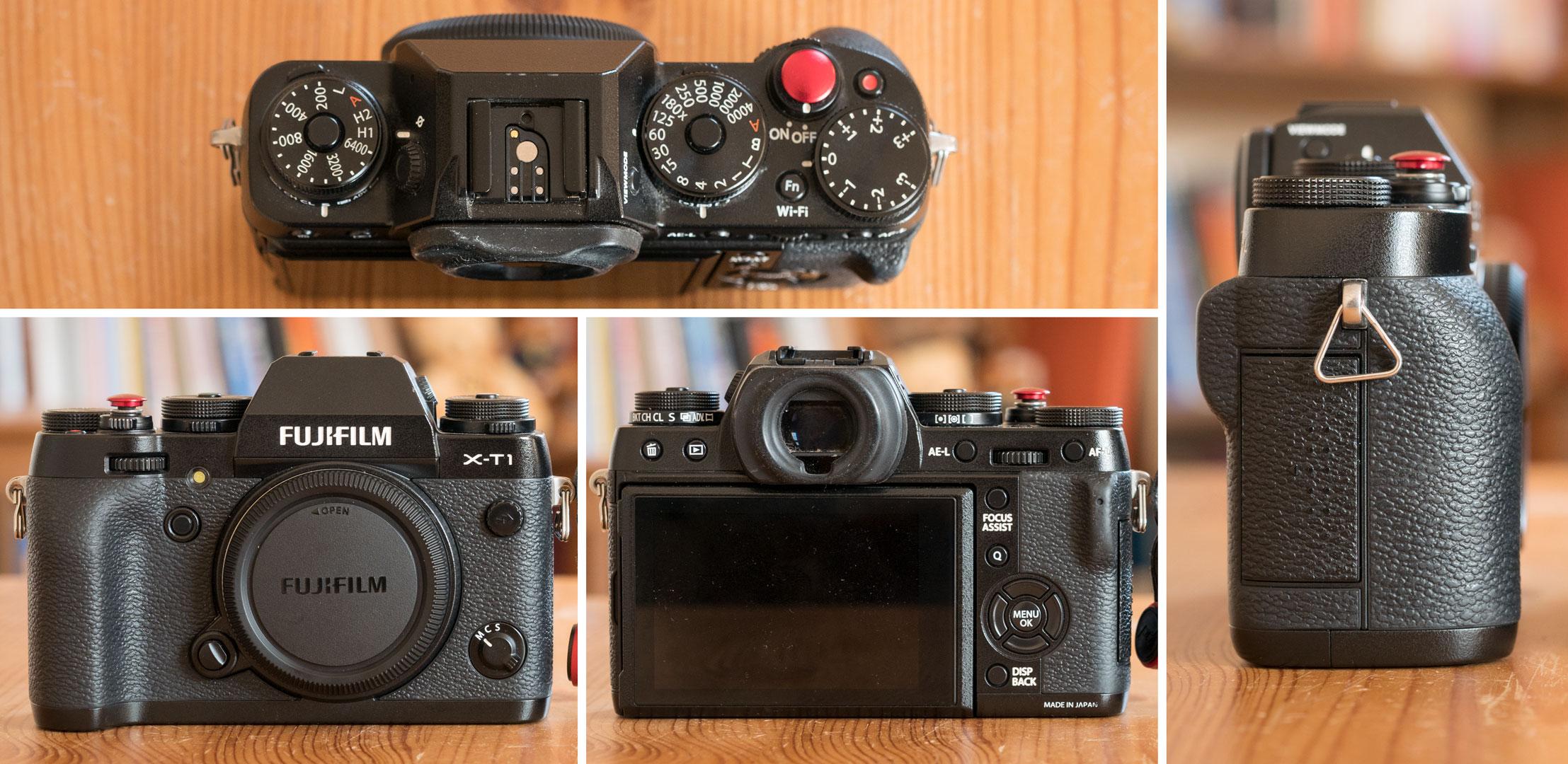 Fujifilm Xt1 Vs Xt20