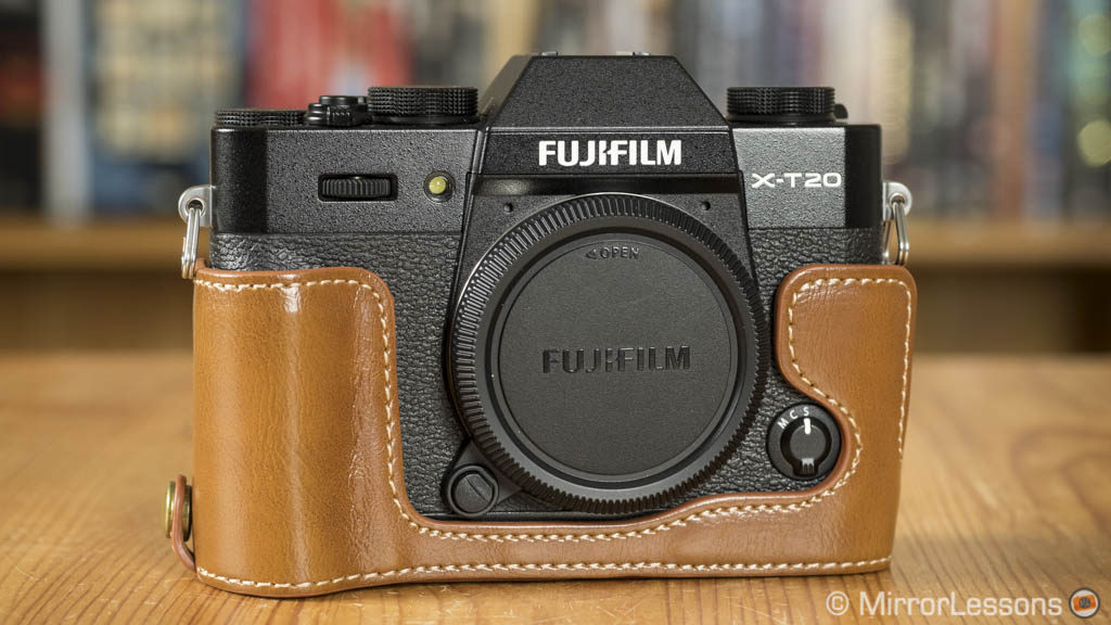 best accessories for fuji xt20