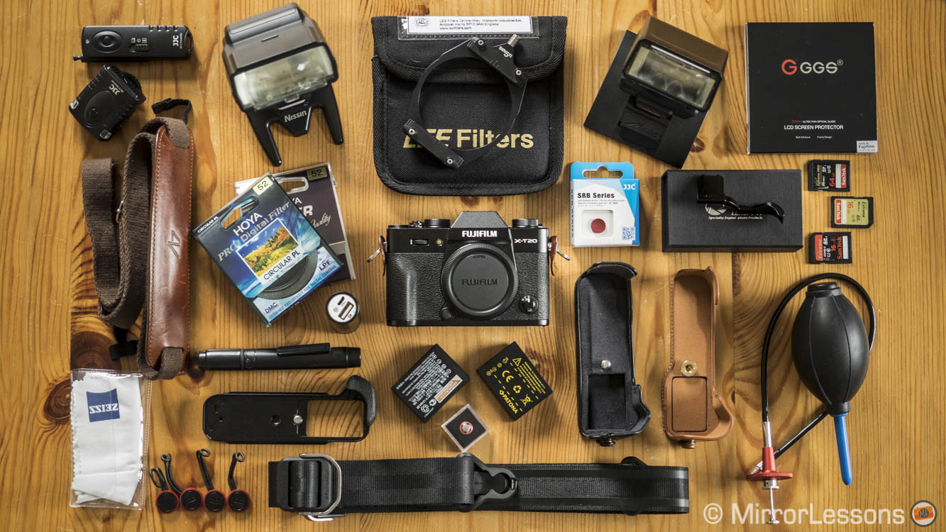 The Best Fuji X T20 Accessories Compared Tiny Efficient High Power Led Camera Flash Solutions For Cell Phone