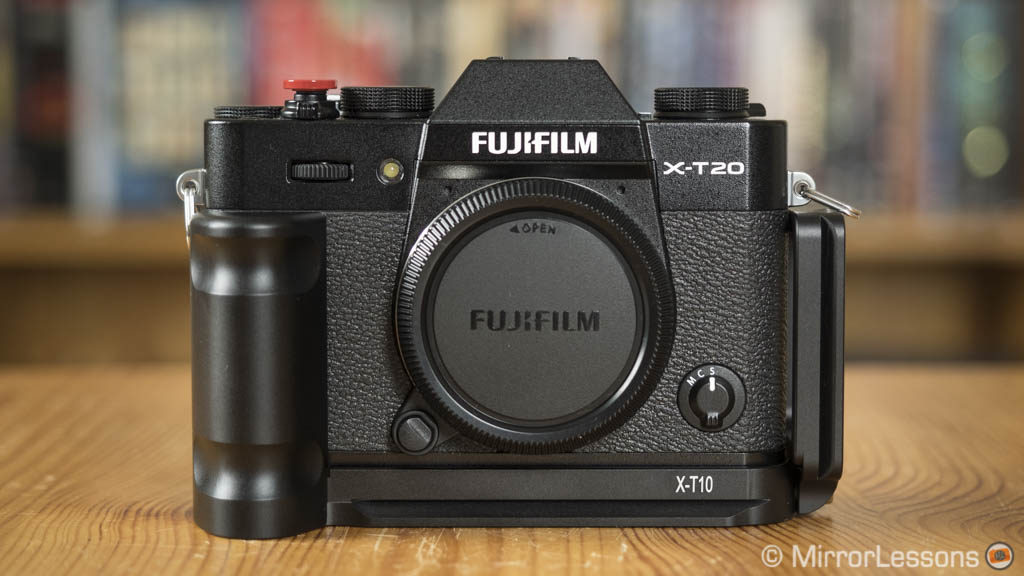 best fuji xt20 accessories