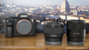 Sony FE 50mm f/1.8 vs. FE 55mm f/1.8 – The complete comparison