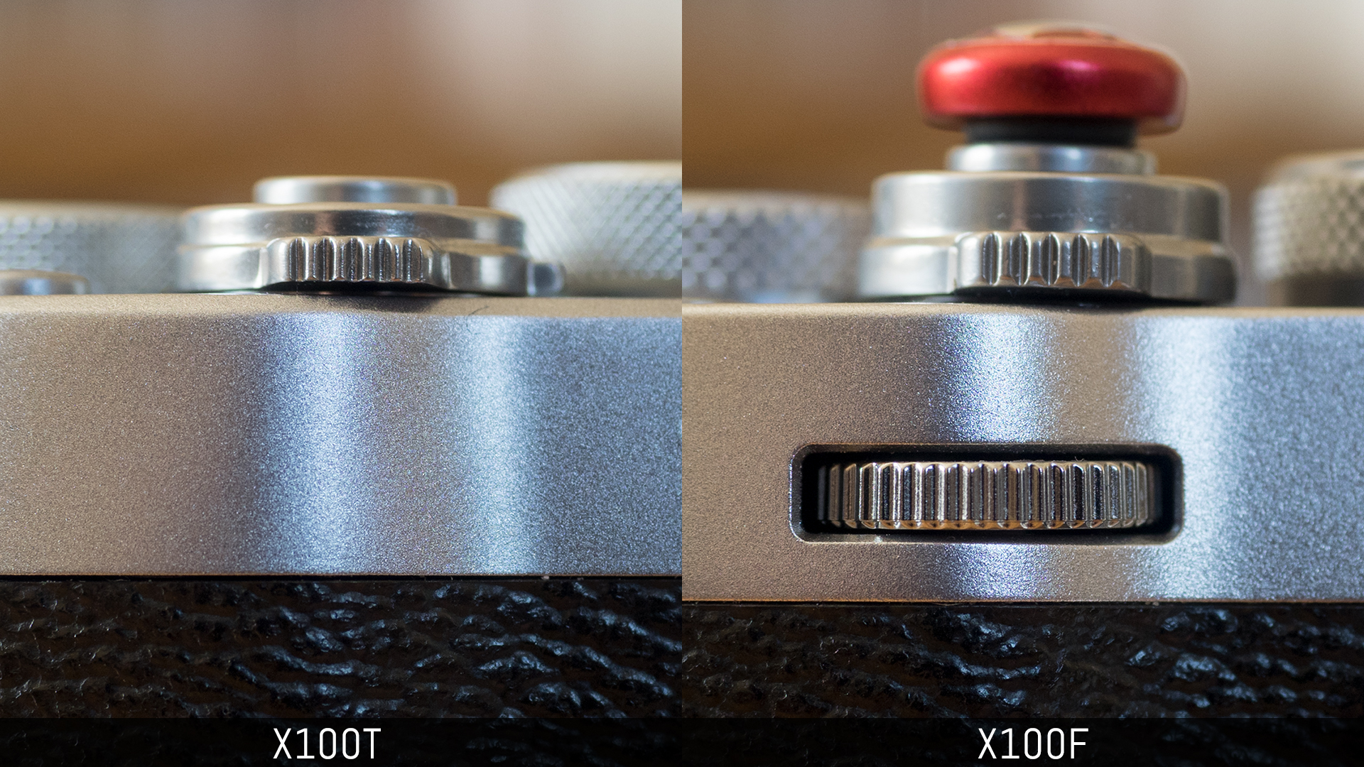 Fujifilm X100t Vs X100f The Complete Comparison Camera X100s Iphone 5 Custom Hard Case Total Number Of Customisable Buttons Are Same On Both Cameras But It All