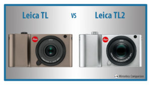The 10 Main Differences Between the Leica TL and TL2
