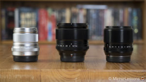 Fujifilm XF 50mm f/2 vs 56mm f/1.2 vs 60mm f/2.4 – The complete comparison