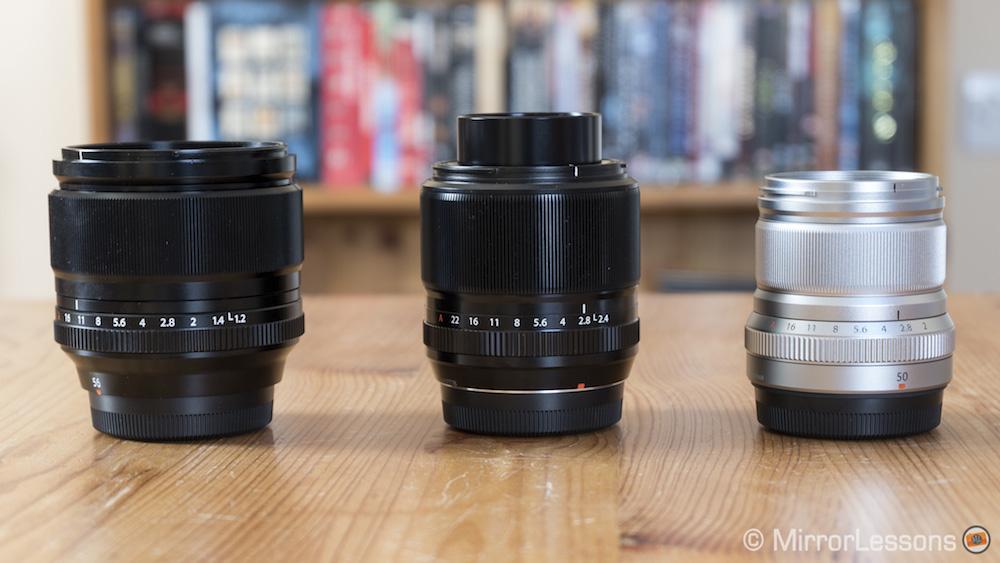 fuji 50mm vs 56mm vs 60mm productshots-1