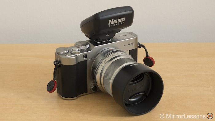 Many Budget Cameras Dont Come With Twin Dials To Manually Change The Exposure Shutter Speed And Aperture But X A3 A10 Are An Exception