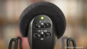 best mic sony a6300