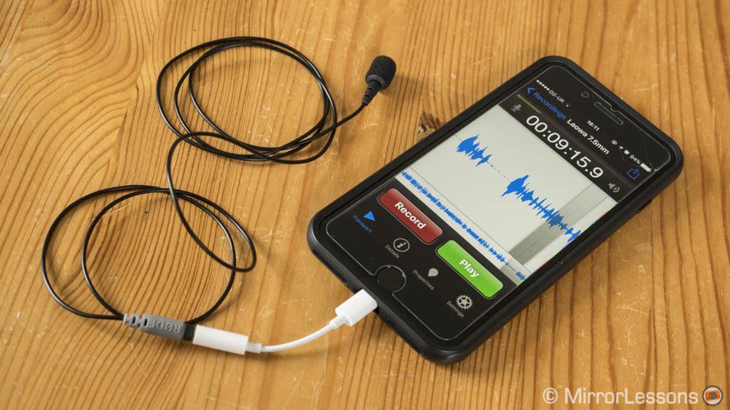 best mic sony a6500