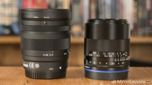 Tokina Firin 20mm f/2 vs Zeiss Loxia 21mm f/2.8 – The complete comparison