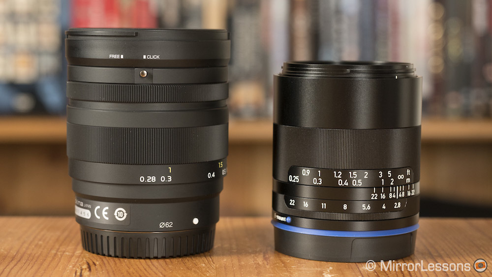 tokina firin 20mm f 2 vs zeiss loxia 21mm f 2 8 the complete