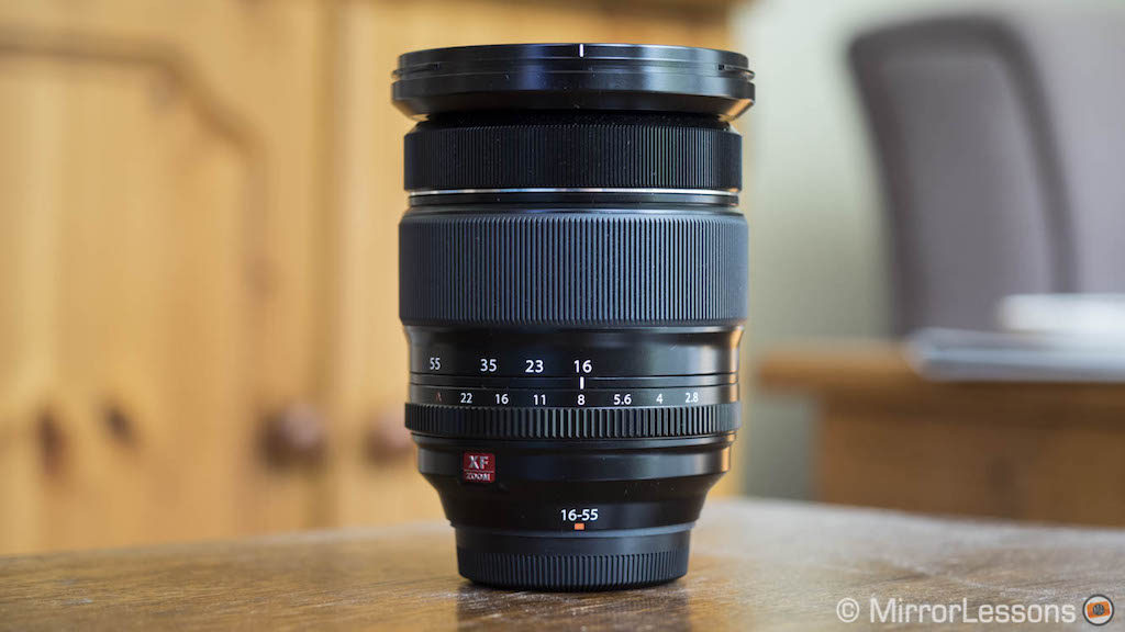 best portrait lens for fuji