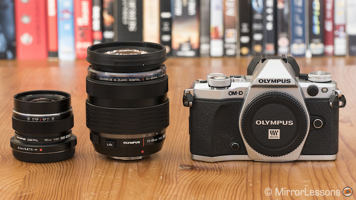 Olympus M Zuiko 12mm f/2 vs 12-40mm f/2 8 PRO – Apples vs  Oranges