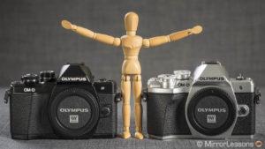 Olympus OM-D E-M10 Mark II vs OM-D E-M10 Mark III – The complete comparison
