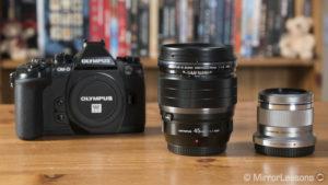 Olympus M.Zuiko 45mm f/1.2 PRO vs M.Zuiko 45mm f/1.8 – The complete comparison