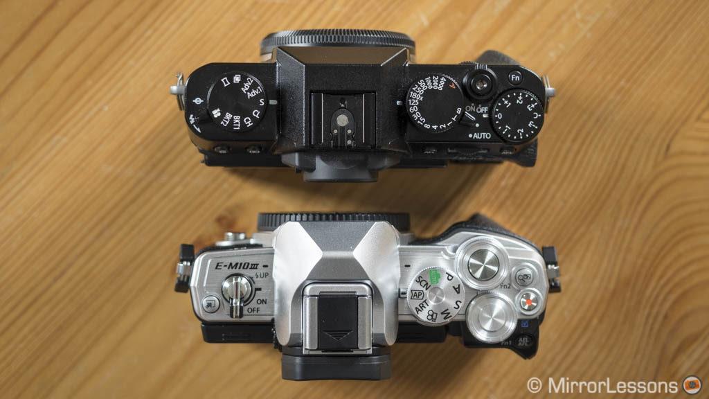Olympus OM-D E-M10 III vs Fujifilm X-T20 – The Complete Comparison